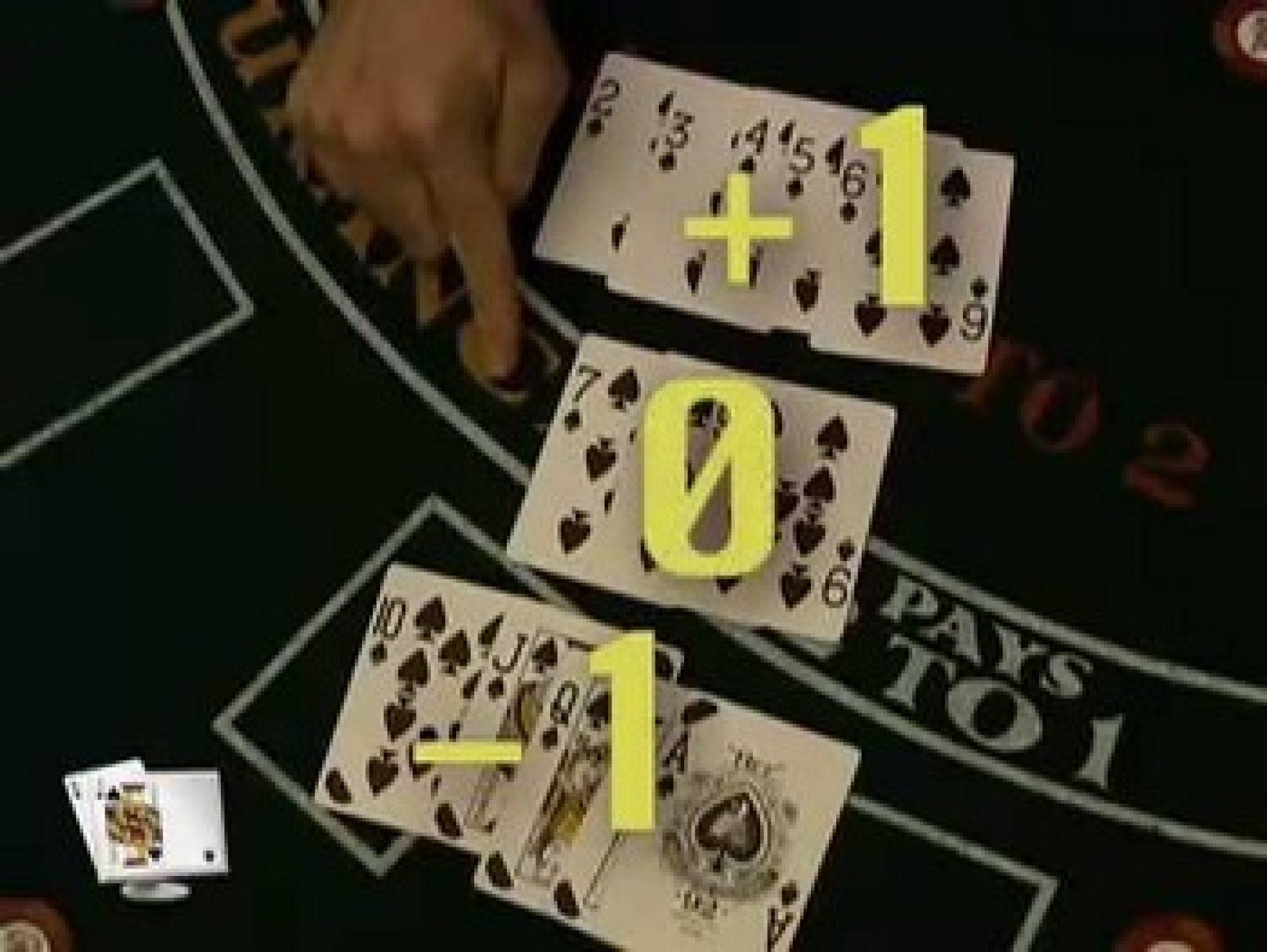 Comment compter les cartes au blackjack ?