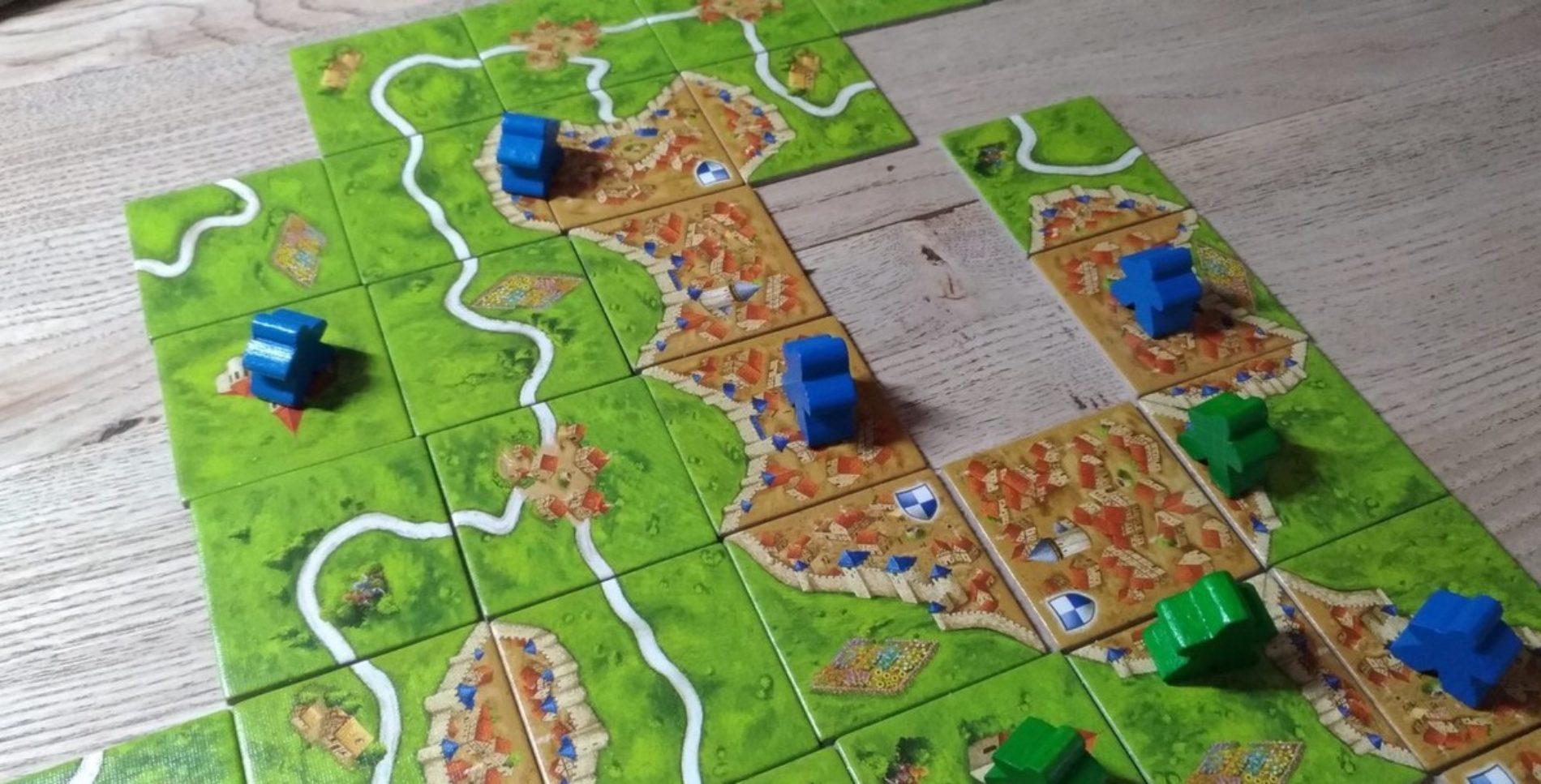 Comment jouer au Carcassonne ?